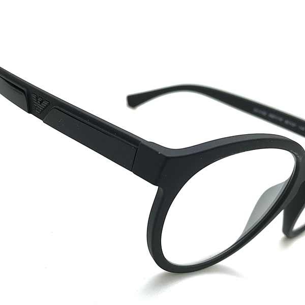 EMPORIO ARMANI サングラス グリーンブラック×ネイビー  マグネット式サングラス メガネフレームセット EMP-EA-4152-5801-1W