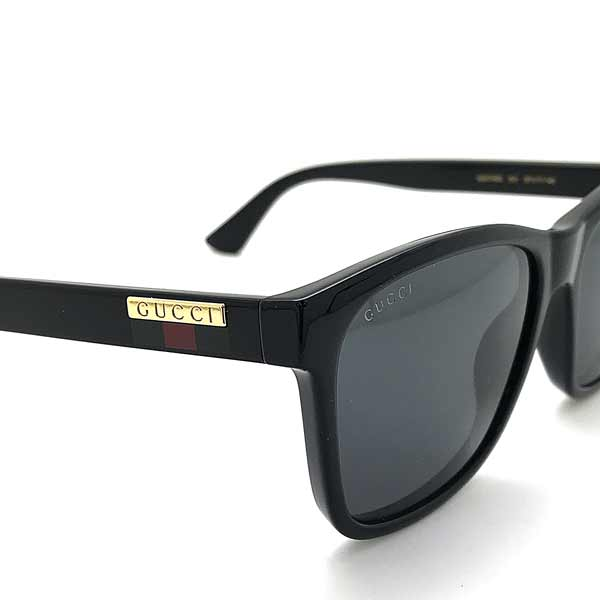 GUCCI サングラス ブラック GUC-GG-0746S-001