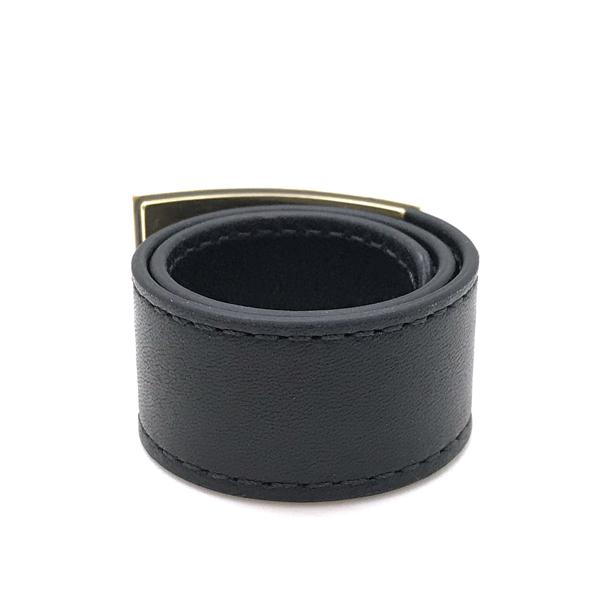 EMPORIO ARMANI ブレスレット ブラック×マットゴールド EGS2752710