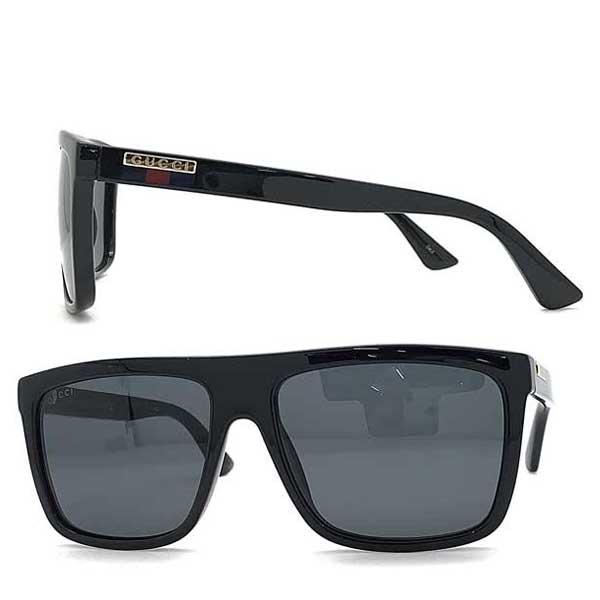 GUCCI サングラス ブラック GUC-GG-0748S-001