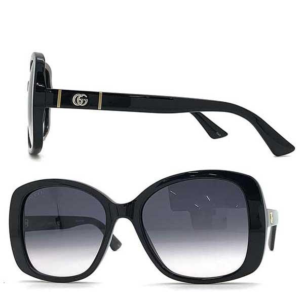 GUCCI サングラス グラデーションブラック GUC-GG-0762S-001