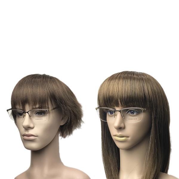 VERSACE メガネフレーム ゴールド 眼鏡 0VE-1263-1002