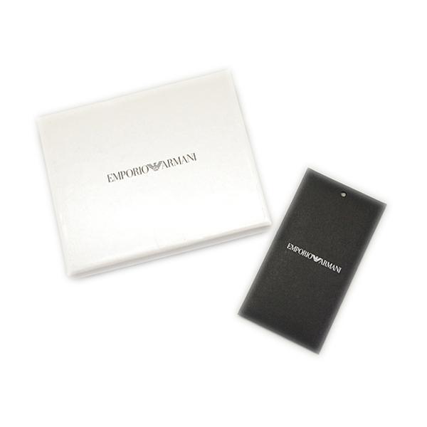 EMPORIO ARMANI キーホルダー 大きめ オフホワイト Y4R284-Y020V-80138