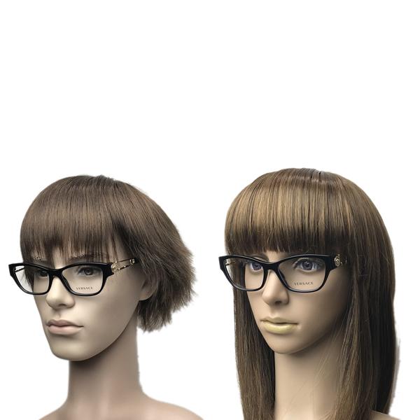 VERSACE メガネフレーム ブラック 眼鏡0VE-3288-GB1