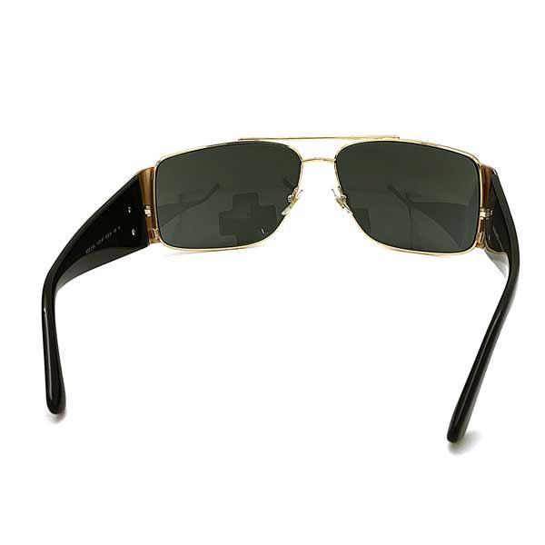 VERSACE サングラス ブラックサングラス b2-0VE-2163-1002-87  ■■不良品値下げ処分■■