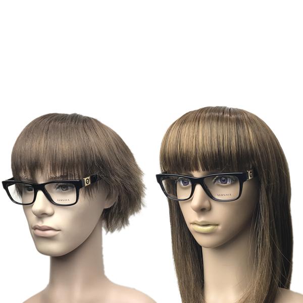VERSACE メガネフレーム ブラック 眼鏡 0VE-3295-GB1