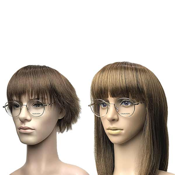 CALVIN KLEIN メガネフレーム シャンパンゴールド 眼鏡 CK20315S-717