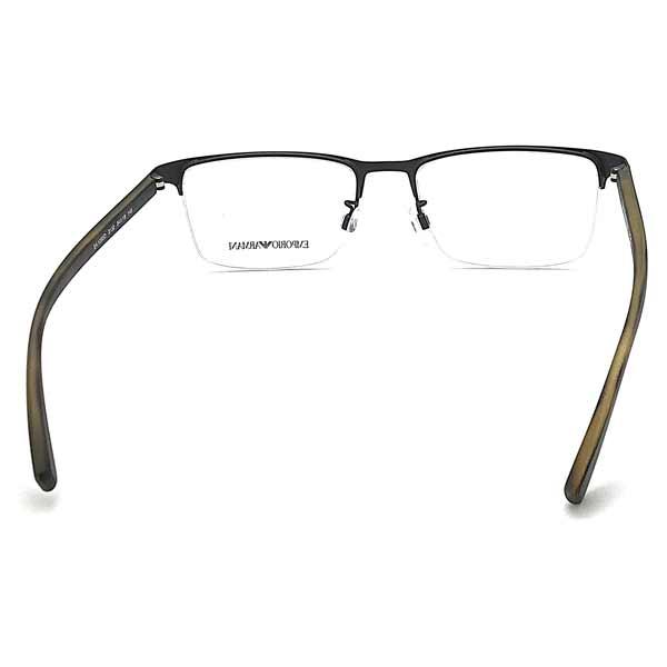 EMPORIO ARMANI メガネフレーム マットダークブラウン 眼鏡 EA1085D-3132