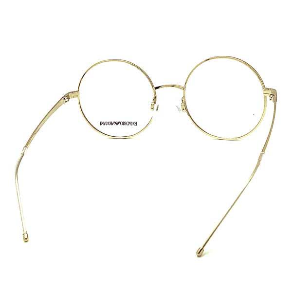 EMPORIO ARMANI メガネフレーム ゴールド 眼鏡 EA1092-3013