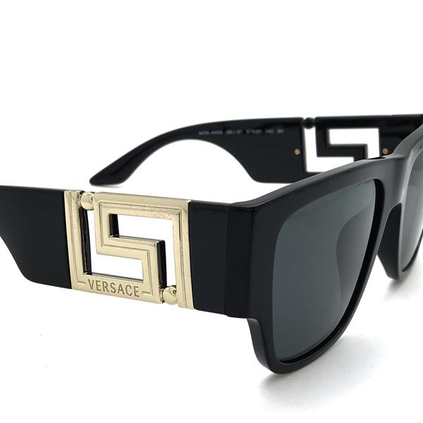 VERSACE サングラス ブラック 0VE-4403-GB1-87