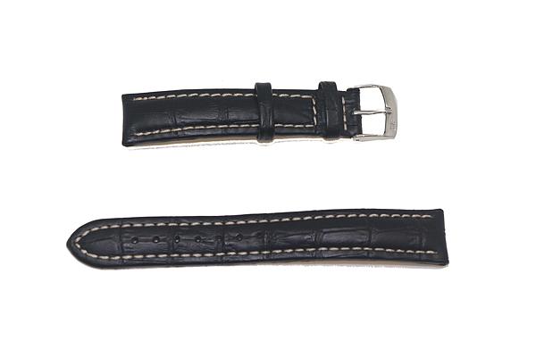 MORELLATO 腕時計ベルト バンド U3252 PLUS プラス カーフレザー  ブラック