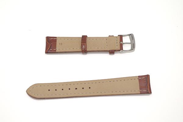 MORELLATO 腕時計ベルト バンド U3252 PLUS プラス カーフレザー  ゴールドブラウン