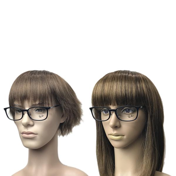 RAYBAN メガネフレーム ブラック 眼鏡 RX-7182D-5985