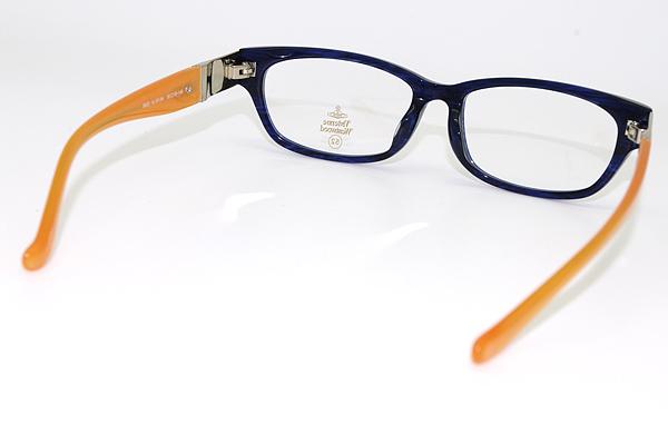 Vivienne Westwood メガネフレーム 7031 ブルー×オレンジ