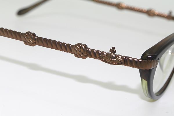 Vivienne Westwood メガネフレーム 7039 ブラウングラデーション