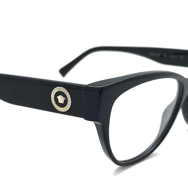 VERSACE メガネフレーム ブラック 眼鏡 0VE-3287-GB1