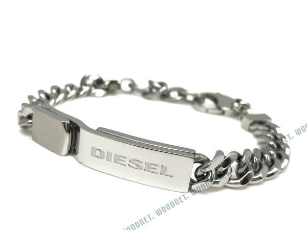 DIESEL ブレスレット DX0966040 シルバー