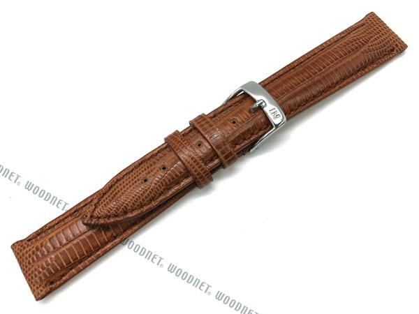 MORELLATO 腕時計ベルト バンド U0856 VOLTERRA ボルテラ リザードレザー  ゴールドブラウン