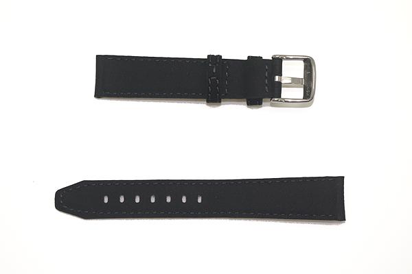 MORELLATO 腕時計ベルト バンド X4497 SOCCER サッカー ラバーカーフ  ブラック
