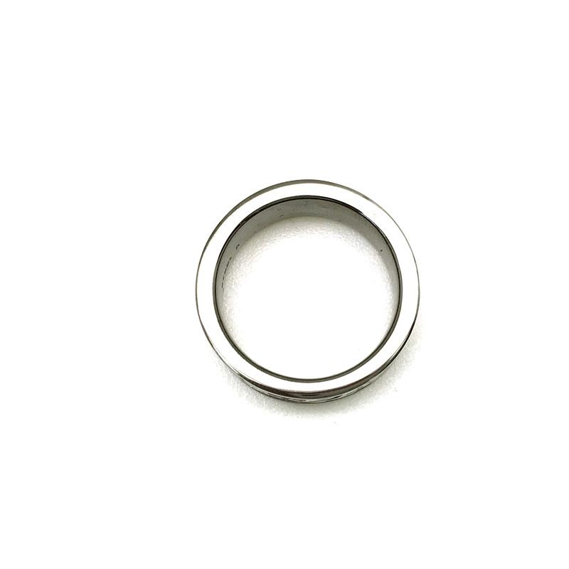DIESEL リング・指輪 DX1108060 シルバー×マットシルバー
