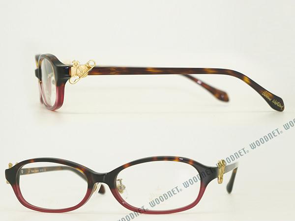 Vivienne Westwood メガネフレーム 7051 デミローズ