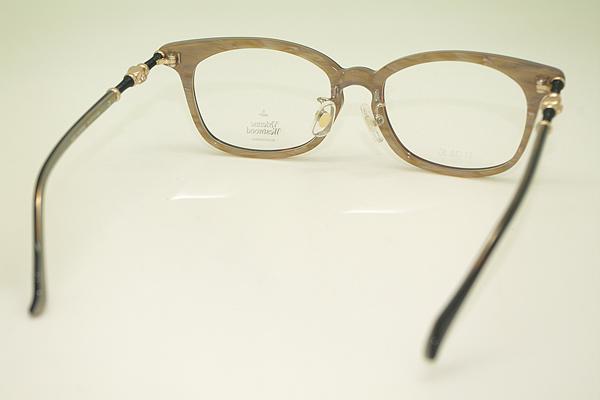 Vivienne Westwood メガネフレーム 7053 デミベージュ