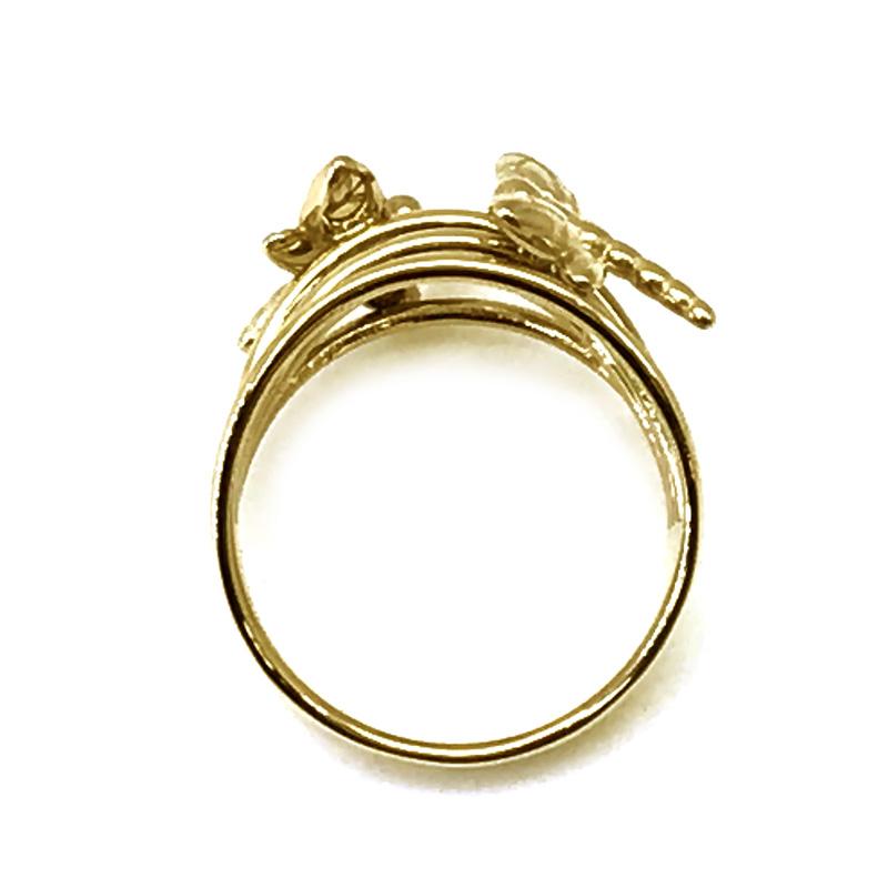 EMPORIO ARMANI リング・指輪 EGS2556710 ゴールド