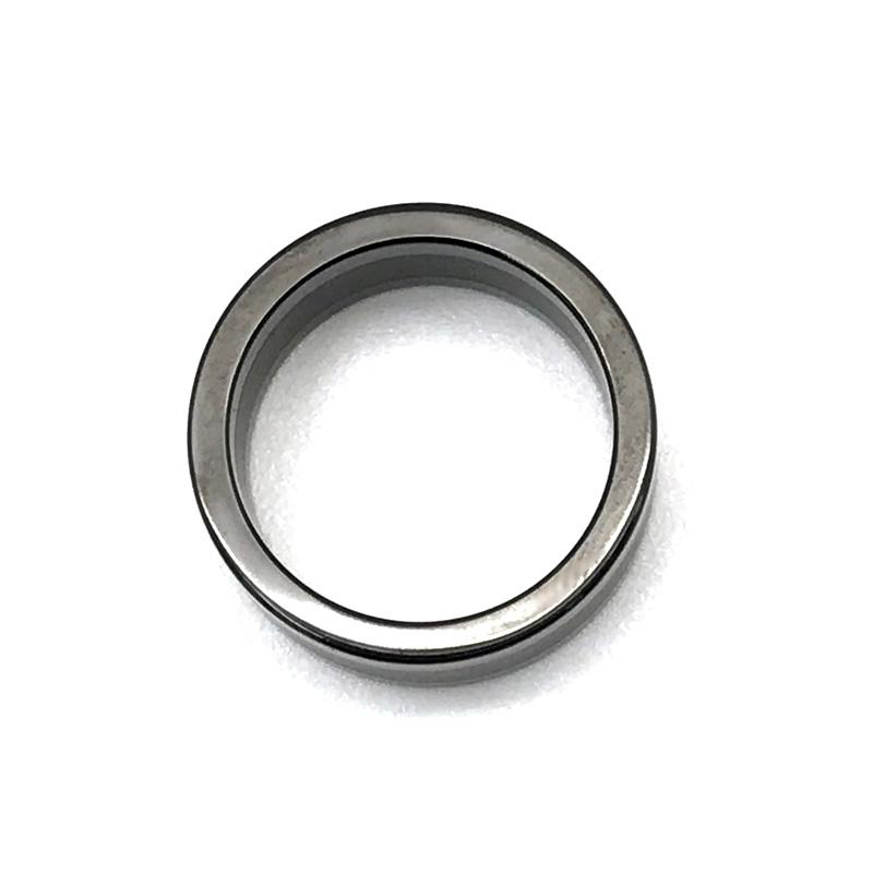 CALVIN KLEIN リング・指輪 KJ9LBR1801 ブラック×マットブラック