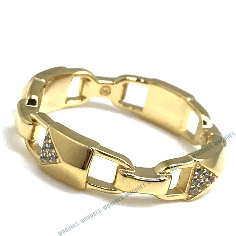MICHAEL KORS リング・指輪【レディース】ゴールド 1024AN710