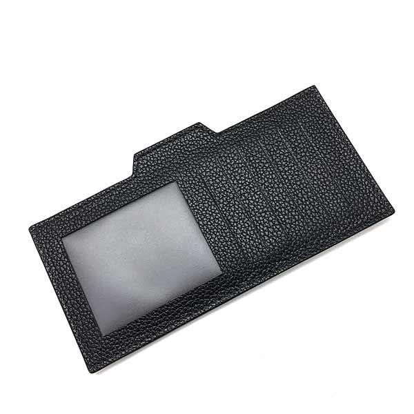 VERSACE 長財布 スナップボタン開閉式 型押しレザー バロッコプリント DP33597-DGOVV-D41OH