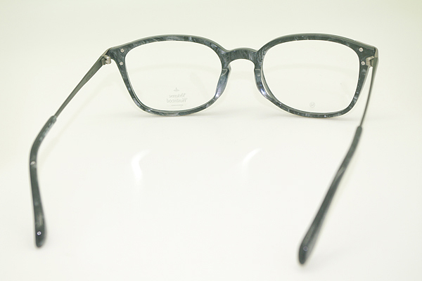 Vivienne Westwood メガネフレーム 7049 マーブルブラック
