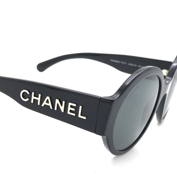 CHANEL サングラス【レディース】ブラック 0CH-5410-C622-S4