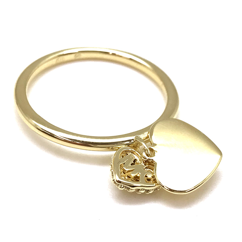 MICHAEL KORS リング・指輪【レディース】ハート デュオ ゴールド 1121AN710