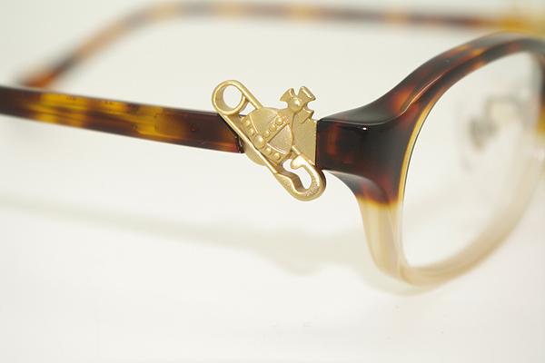 Vivienne Westwood メガネフレーム 7051 デミベージュ