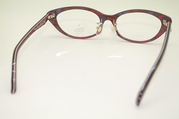 Vivienne Westwood メガネフレーム 7052 レッドパール