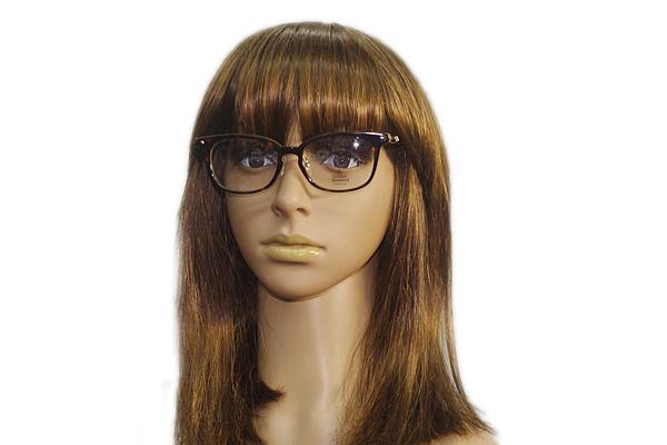 Vivienne Westwood メガネフレーム 7053 デミイエロー