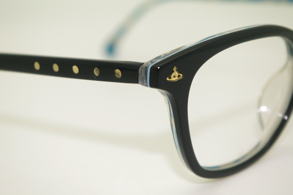 Vivienne Westwood メガネフレーム 9007 ブラック