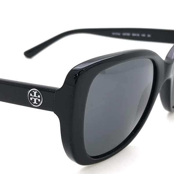 TORY BURCH【レディース】ブラック サングラス 0TY-7114-137787