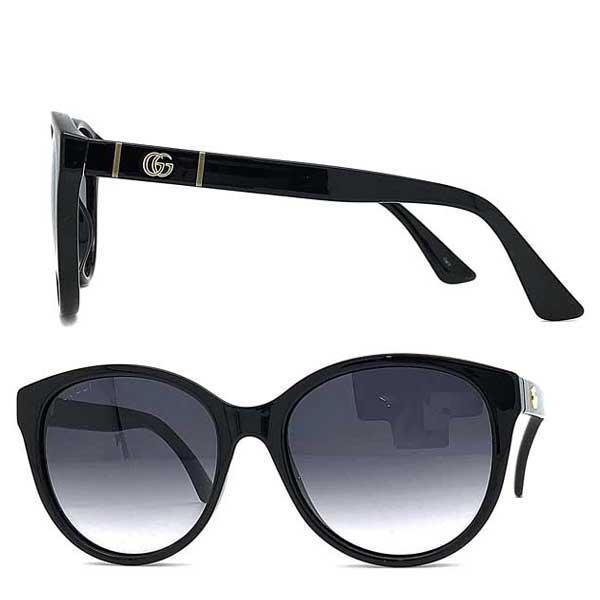 GUCCI サングラス グラデーションブラック GUC-GG-0631S-001