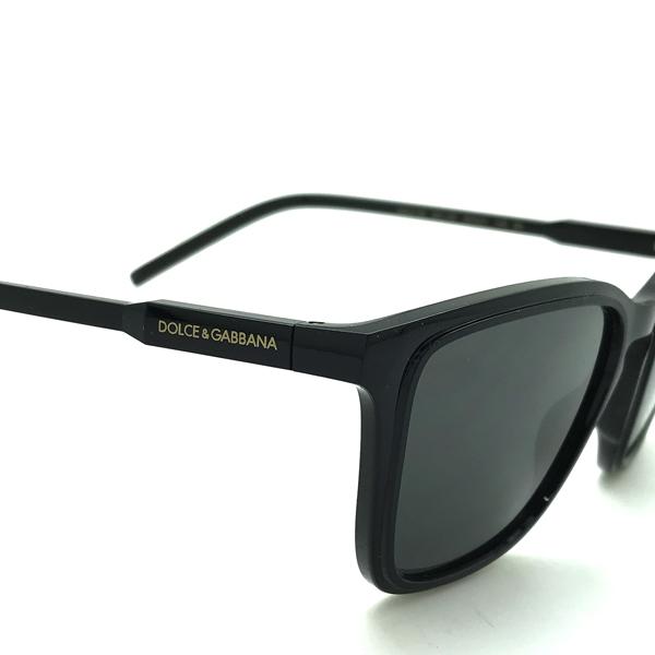 DOLCE&GABBANA サングラス ブラック 0DG-6145-501-87