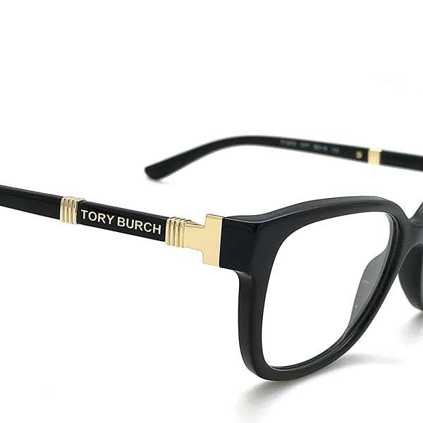 TORY BURCH【レディース】ブラック メガネフレーム 0TY-2075-1377