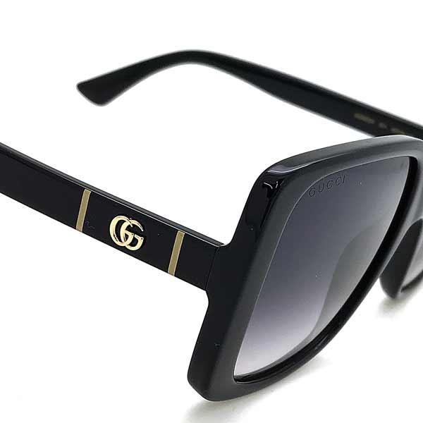 GUCCI サングラス グラデーションブラック GUC-GG-0632S-001