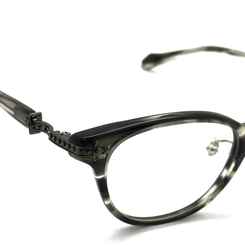 Vivienne Westwood メガネフレーム【レディース】7059 グレーササ