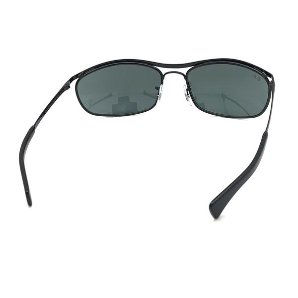 RAYBAN サングラス ブラック 0RB-3619-002-B1