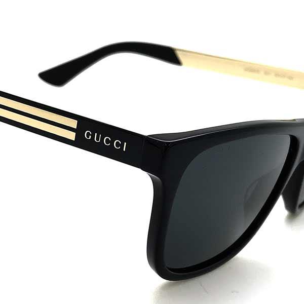 GUCCI サングラス ブラックサングラス GUC-GG-0687S-001