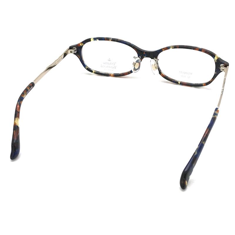 Vivienne Westwood メガネフレーム【レディース】7061 カラフルグラデーション