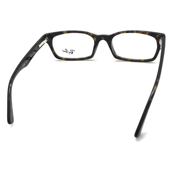 RAYBAN メガネフレーム NOMAD WAYFARER ダークマーブルブラウン 眼鏡RX-5017A-2012