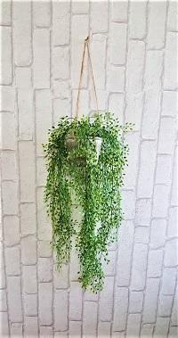 人工観葉植物 ハンギンググリーン