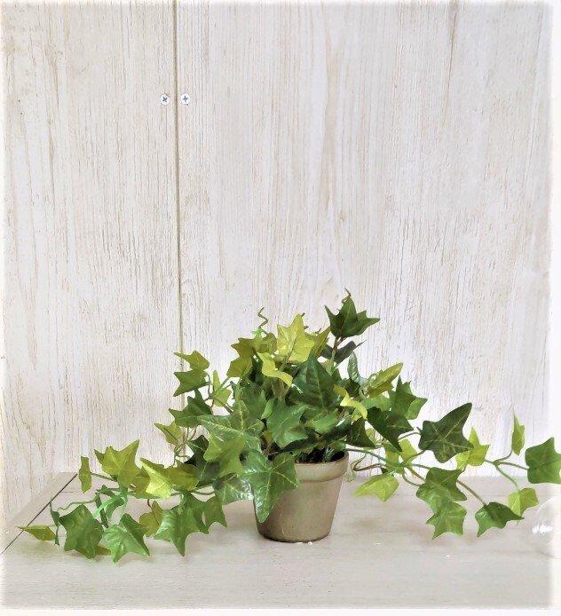 【人工観葉植物】【テーブルグリーン3点セット】【送料無料】