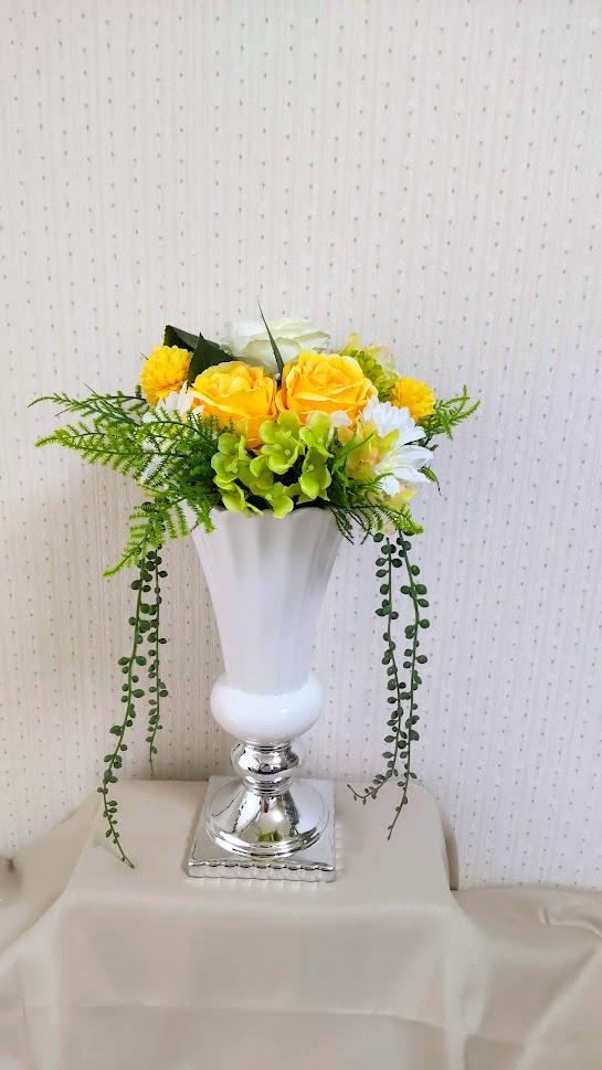 造花  アレンジフラワー  触媒加工  送料無料